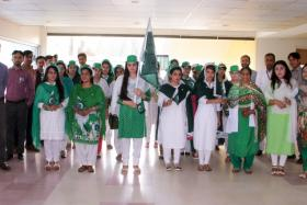 Independence Day-2018 was celeberated at Rehman College of Nursing
