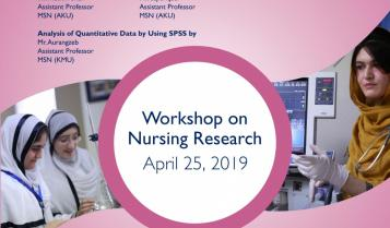 One day Nursing Research Workshop