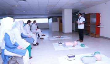 Basic Life Support (BLS) Training